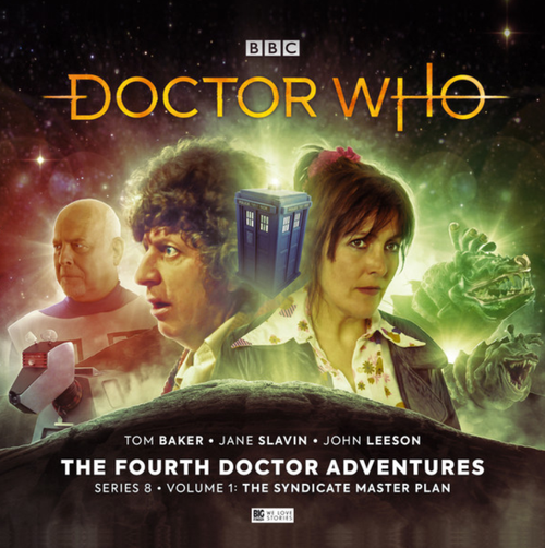 Doctor Who: 4th Doctor (Tom Baker) Stories: 8A Box Set -  A Big Finish Audio Drama
