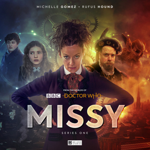 Doctor Who - MISSY: Series 1 - Big Finish Audio Drama Boxed Set