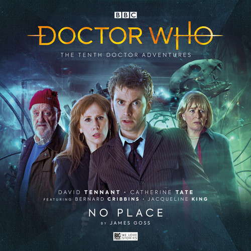 (PRE-ORDER) The Tenth Doctor Adventures 3.1 - No Place Big Finish Audio CD