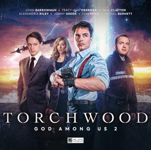 Torchwood: GOD AMUNG US - Part 2 - Big Finish Audio CD Boxed Set