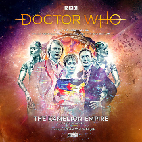 Doctor Who: THE KAMELION - Big Finish 5th Doctor Audio CD #249