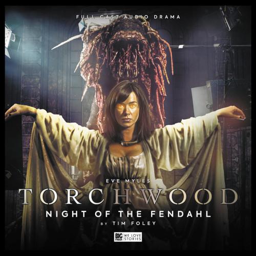 Torchwood #25: NIGHT OF THE FENDAHL - Big Finish Audio CD