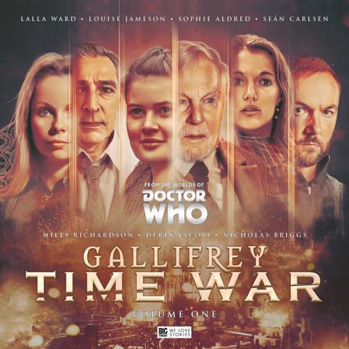 Gallifrey : Time War, Volume 1 - Big Finish Audio CD
