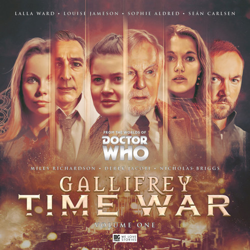 Gallifrey : Time War, Volume 1 - Big Finish Audio CD