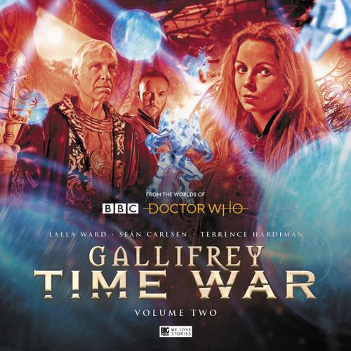 Gallifrey : Time War, Volume 2 - Big Finish Audio CD