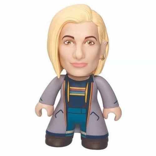 Doctor Who Thirteenth Doctor 6.5 inch Titan Vinyl Figure - SDCC 2018 Exclusive