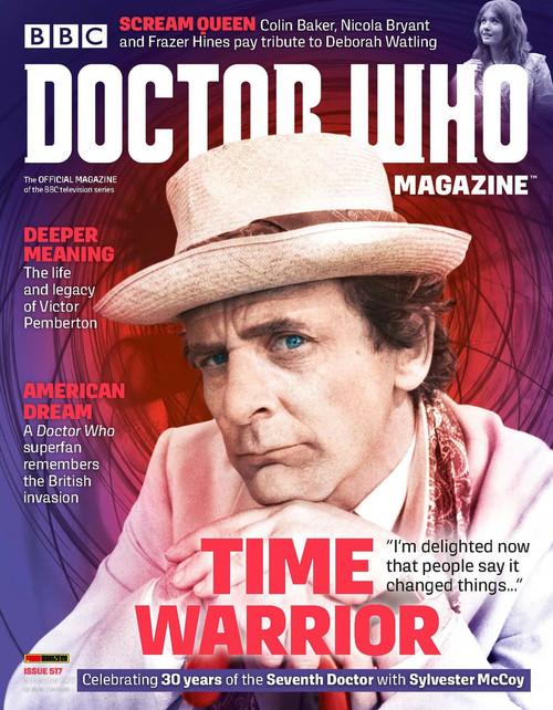 Doctor Who Magazine #517
