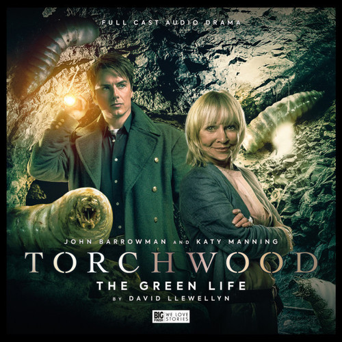 Torchwood #26: The GREEN LIFE - Big Finish Audio CD