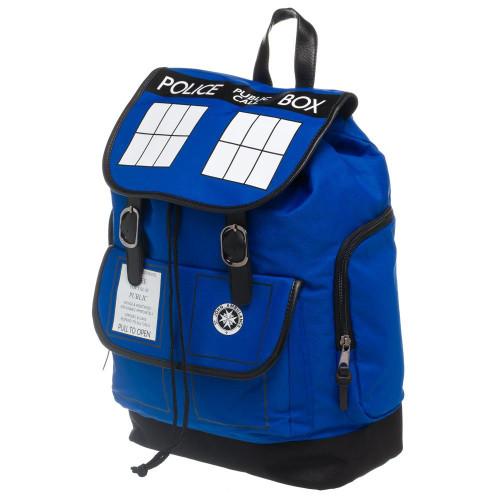 Doctor Who Tardis Rucksack Backpack