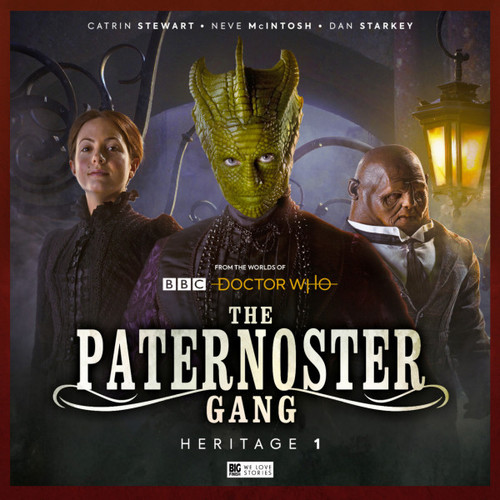 The Paternoster Gang: Heritage 1 - Big Finish Audio CD