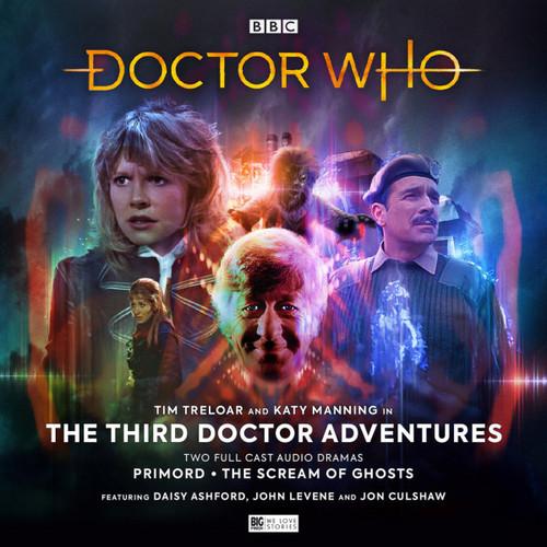 Third Doctor Adventures Volume 5 - Big Finish Audio CD