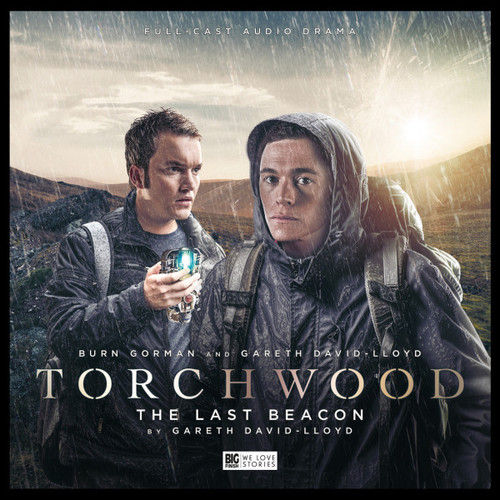 Torchwood #20: THE LAST BEACON - Big Finish Audio CD (Starring Burn Gorman & Gareth David-Lloyd)