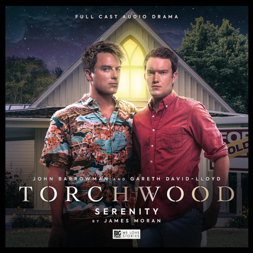 Torchwood #29: SERENITY - Big Finish Audio CD (Starring John Barrowman & Gareth David-Lloyd)