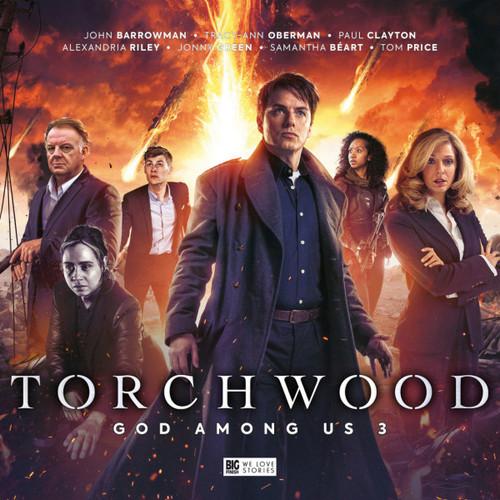 Torchwood: God Among Us, Part 3 - Big Finish Audio CD Boxed Set