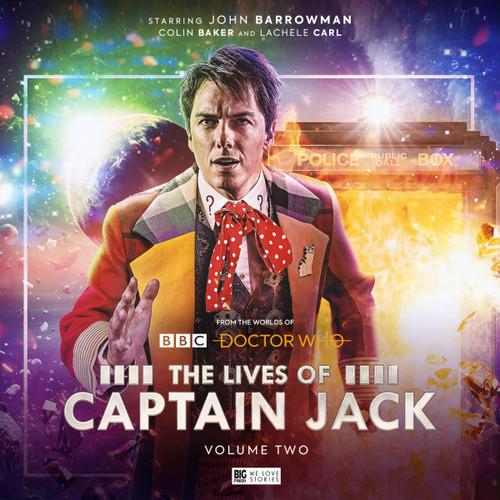 Torchwood: The Lives of Captain Jack Volume 2 - Big Finish Audio CD Boxed Set