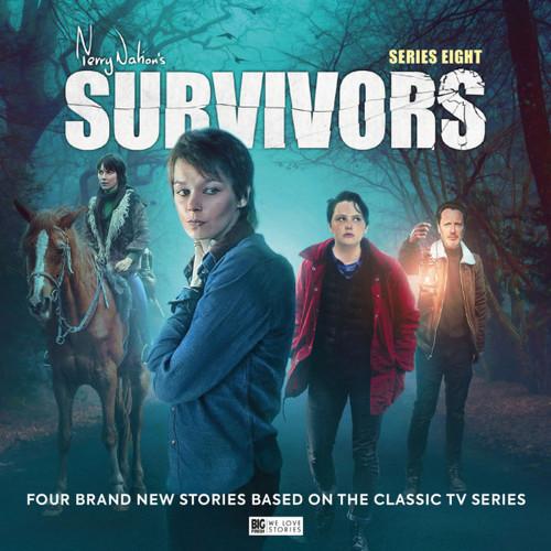SURVIVORS: Series Eight - Big Finish Audio CD Boxed Set