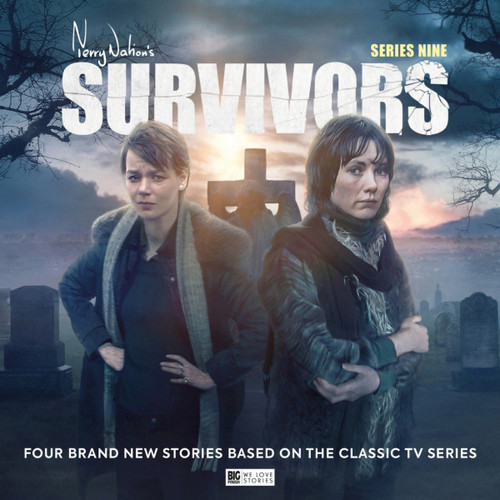 SURVIVORS: Series Nine - Big Finish Audio CD Boxed Set