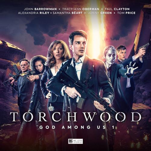 Torchwood: GOD AMING US - Part 1 - Big Finish Audio CD Boxed Set