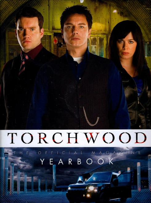 Torchwood 2010 Yearbook Magazine