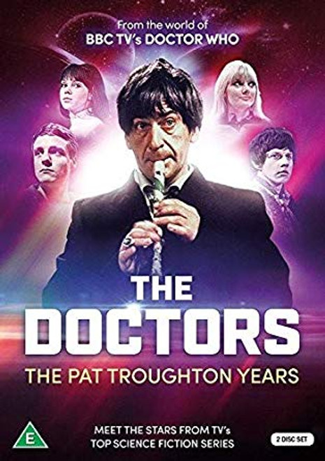 Doctors - The Patrick Troughton Years (2nd Doctor) - Reeltime Productions UK Imported DVD