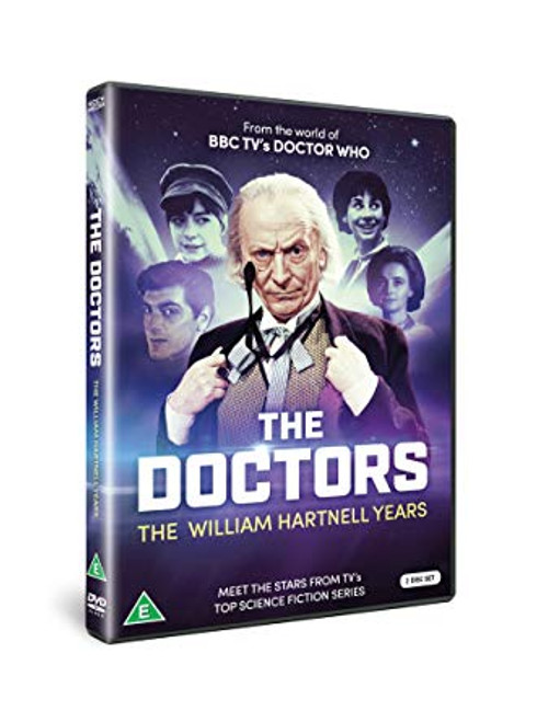 Doctors - The William Hartnell Years (1st Doctor) - Reeltime Productions UK Imported DVD