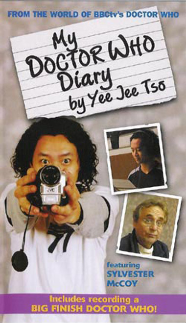 My Doctor Who Diary by Yee Jee Tso - Reeltime Productions UK Imported DVD