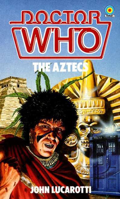 Doctor Who Classic Series Novelization - THE AZTECS - Original TARGET Paperback Book