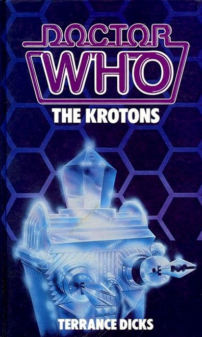 Doctor Who Classic Series Novelization - THE KROTONS - Original TARGET Paperback Book