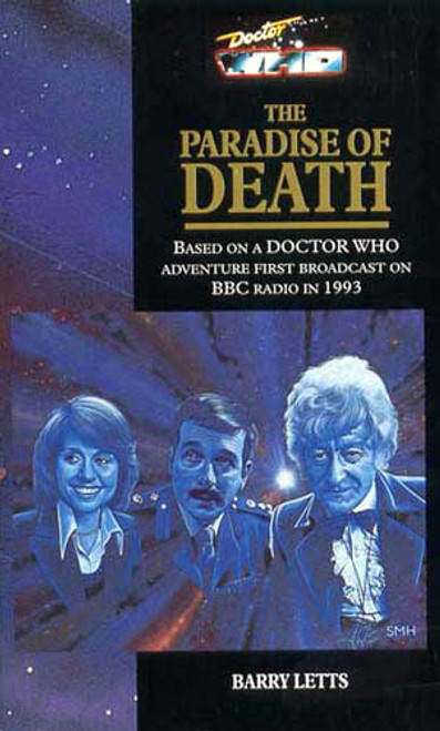 Doctor Who Classic Series Novelization - THE PARADISE OF DEATH - Original  Paperback Book