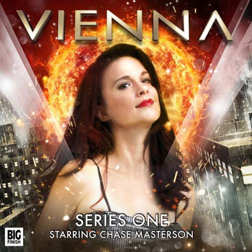 Vienna Series 1 - Big Finish Audio CD Boxed Set Starring Chase Masterson (Last Few)