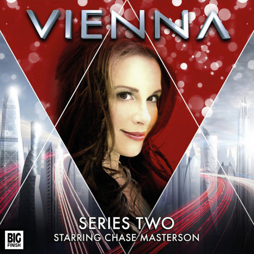 Vienna Series 2 - Big Finish Audio CD Boxed Set Starring Chase Masterson