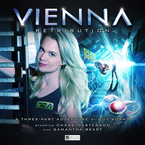 Vienna Series 4 - RETRIBUTION - Big Finish Audio CD Boxed Set Starring Chase Masterson