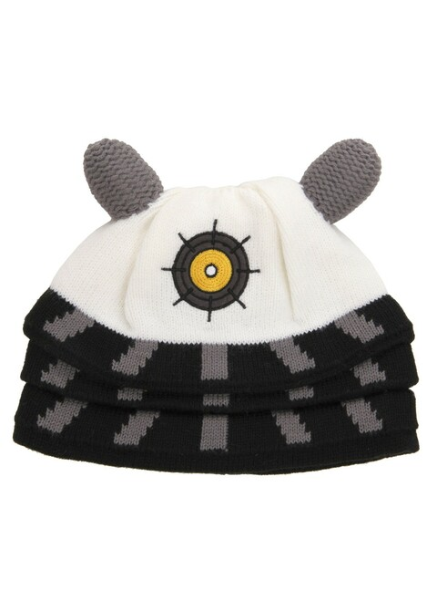 Doctor Who: WHITE DALEK Beanie Hat