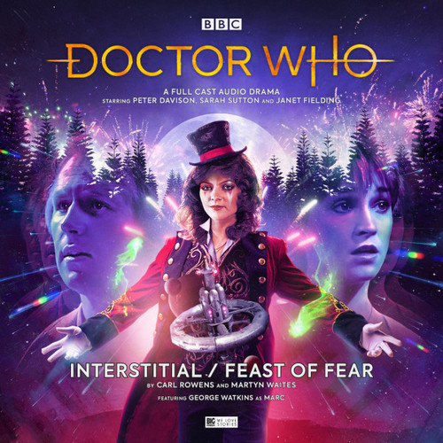 Doctor Who: INTERSTITIAL/FEAST OF FEAR - Big Finish 5th Doctor Audio CD #257