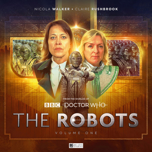 Doctor Who - The ROBOTS 1 - Big Finish Audio CD Boxed Set