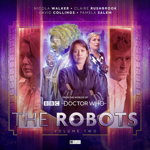 Doctor Who - The ROBOTS 2 - Big Finish Audio CD Boxed Set