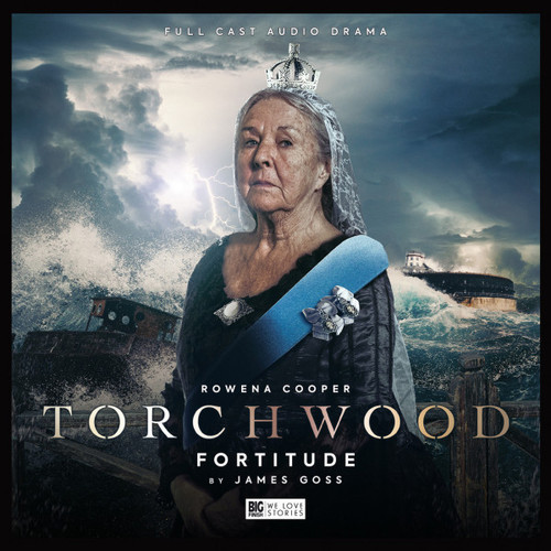 Torchwood #35: FORTITUDE - Big Finish Audio CD