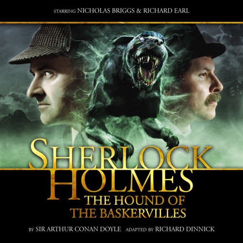 Sherlock Holmes 2.3: THE HOUND OF THE BASKERVILLES - Big Finish Audio CD (Last Few)