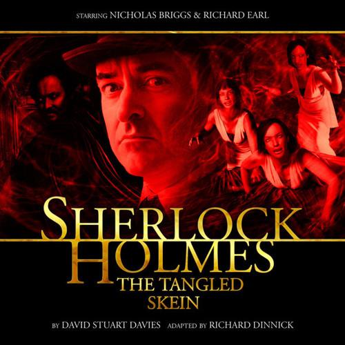 Sherlock Holmes 2.4: The Tangled Skein - Big Finish Audio CD