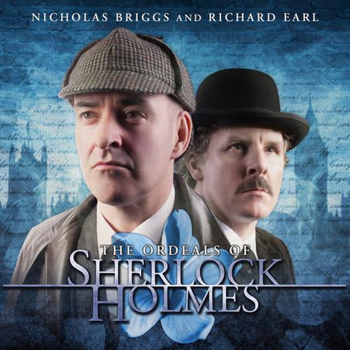 Sherlock Holmes 3.0: The Ordeals of Sherlock Holmes - Big Finish Audio CD
