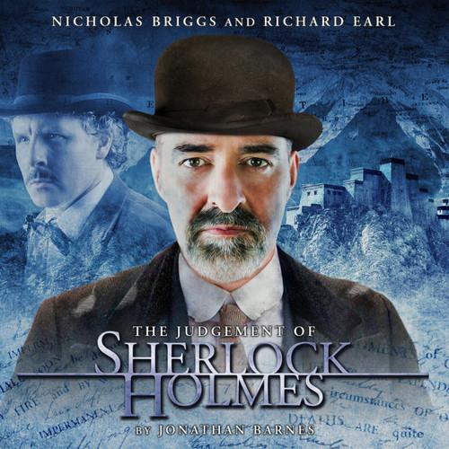 Sherlock Holmes 4.0: The Judgement of Sherlock Holmes - Big Finish Audio CD