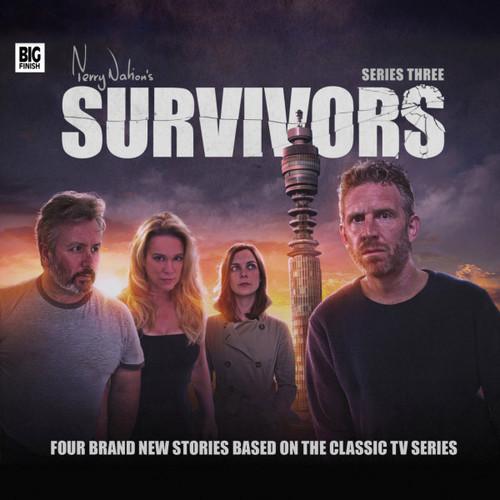 SURVIVORS: Series Three - Big Finish Audio CD Boxed Set