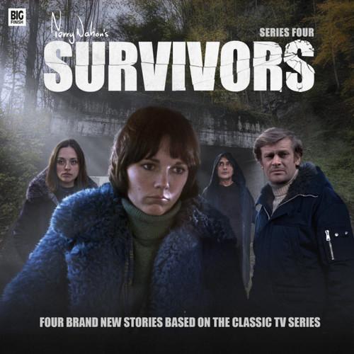 SURVIVORS: Series Four - Big Finish Audio CD Boxed Set
