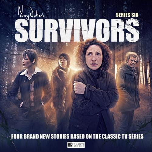SURVIVORS: Series Six - Big Finish Audio CD Boxed Set