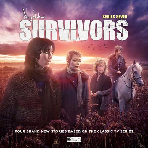 SURVIVORS: Series Seven - Big Finish Audio CD Boxed Set