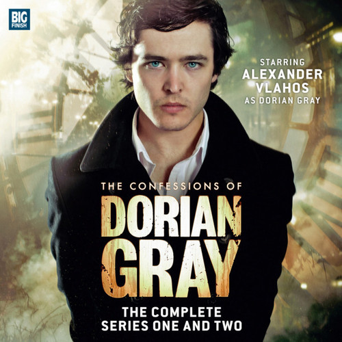 The Confessions of Dorian Gray: Volumes 1 & 2 - Big Finish Audio CD Set (Last Few)