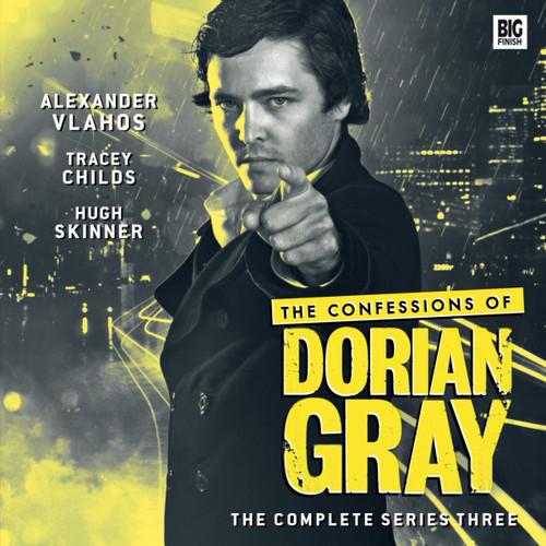 The Confessions of Dorian Gray: Volume 3 - Big Finish Audio CD Set
