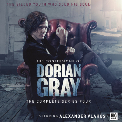The Confessions of Dorian Gray: Volume 4 - Big Finish Audio CD Set