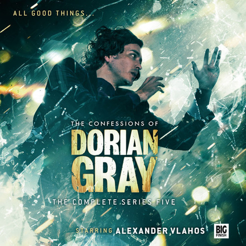 The Confessions of Dorian Gray: Volume 5 - Big Finish Audio CD Set