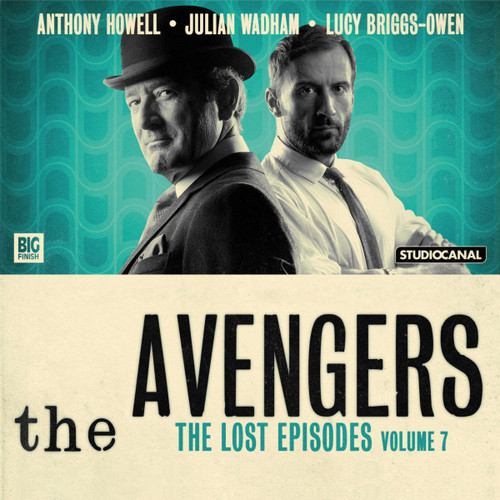 The Avengers - The Lost Episodes: Series 7 Boxed Set - Big Finish Audio CD
